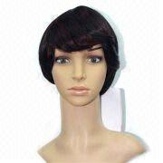 Synthetic Hair Wig from China (mainland)