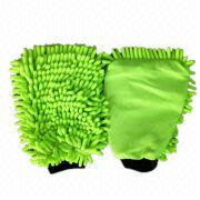 Microfiber household gloves from China (mainland)