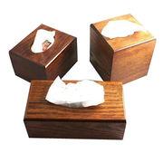 Napkin wooden box from China (mainland)