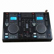 Professional Combo CD Player with Mixer/USB/MIDI/Bluetooth