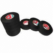 High adhesive black wire harness fleece tape strong anti aging ability wenzhou lianyi wire harness tape co ltd non adhesive wire harness wrapping tape at soozxer.org
