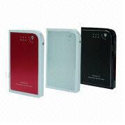 Power bank, 12000mAh, input: 19V/1.2A, output:USB 5V/1A,5V/2A,DC 9V/2A,12V/2A, dimension