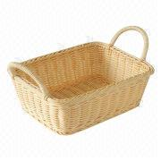 Woven Rectangle Basket Manufacturer