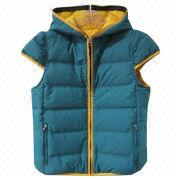 Seamless down jackets from China (mainland)