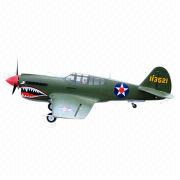 P-40 RC electric planes from China (mainland)