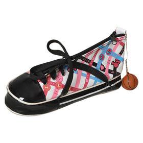 Eco-friendly material shoe shaped pencil case from Fuzhou Oceanal Star Bags Co. Ltd