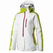 Women's plus size outdoor jackets