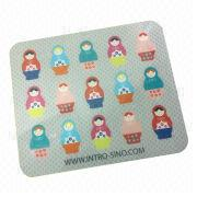 3D Effect Nonslip Mouse Pad from Hong Kong SAR