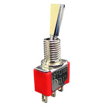 Miniature Toggle Switch from Taiwan