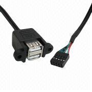 USB Female Cable from Taiwan