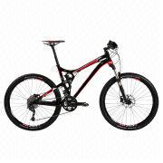 26-inch 21-30 Speed Aluminum Frame Disc Brake Mountain Bike Manufacturer
