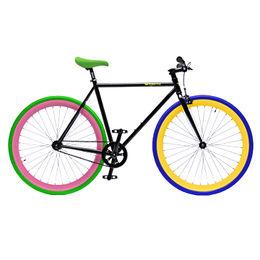 Fixed bike from China (mainland)