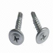 Truss head self-drilling screws from China (mainland)