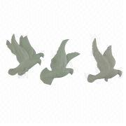 Porcelain Bird Wall Plaque Manufacturer
