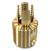 China Brass Parts, CNC Machining for Aerospace, Tube Fittings