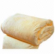 Hong Kong SAR Edredón de seda del verano lavable, hecho de la seda natural de Short Strand de la seda de mora del 100%, cubierta del algodón
