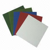 Different colors insulation board from China (mainland)