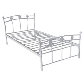 Single metal bed from China (mainland)