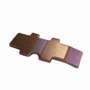 Silver Inlay Brass Parts Manufacturer