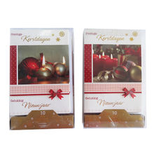 Paper Christmas Greeting Cards Manufacturer