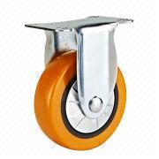 Wholesale Medium Duty Double Ball Bearing TPU Casters, Medium Duty Double Ball Bearing TPU Casters Wholesalers