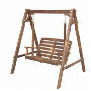 Wooden playground equipment from China (mainland)