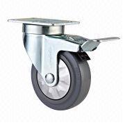 Wholesale Medium duty single ball bearing ER casters, Medium duty single ball bearing ER casters Wholesalers