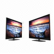 Glass Front Hi-Fi Sound LED TV from China (mainland)