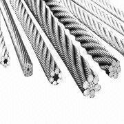 Stainless steel wire rope from China (mainland)