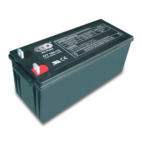 532 x 209 x 215 x 245mm Storage VRLA Backup Battery with Large Capacity Series and 12V Voltage