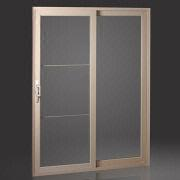 118 series wind loading and air permeation sliding door from China (mainland)