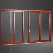 Aluminum Clad Wood Sliding Door from China (mainland)