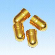 Assembling parts, made up of spring, ball, shell, used for electronics, TS 16949 from HLC Metal Parts Ltd