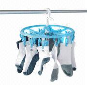 Laundry Basket Stand Clothes Hanger from Taiwan