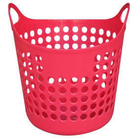 Convenient Laundry Storage Basket from Taiwan