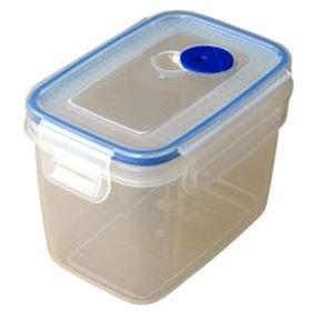 Airtight Container, Rectangular M Box, 1.0L Capacity