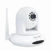 720p night vision pan-tilt IP/IR camera Manufacturer