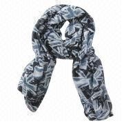 Polyester scarf from China (mainland)