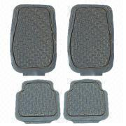 PVC material universal car floor mat from China (mainland)