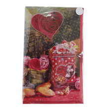 Valentine Day Favored Paper Greeting Cards Manufacturer