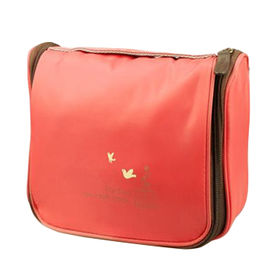 Polyester Cosmetic/Makeup Bag, Various Colors Available from Fuzhou Oceanal Star Bags Co. Ltd