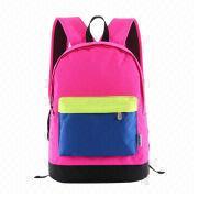 New backpack for girl from Fuzhou Oceanal Star Bags Co. Ltd