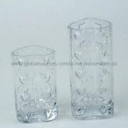 Clear Glass Vase from China (mainland)
