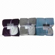 Luxurious Micro Sherpa Blanket Manufacturer