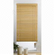 2-inch PVC Faux Wood Blind from China (mainland)