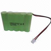 NiCd Rechargeable Battery from China (mainland)