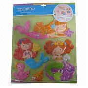 Puffy Sticker from China (mainland)