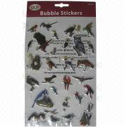 Bubble Sticker from China (mainland)