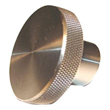 Brass knob from Hong Kong SAR