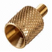 CNC precision brass inserts from Hong Kong SAR
